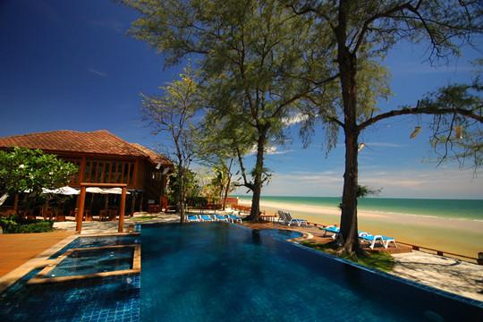 泰国华欣5日4晚自由行·迪瓦里戴瓦哈得海滩度假村或