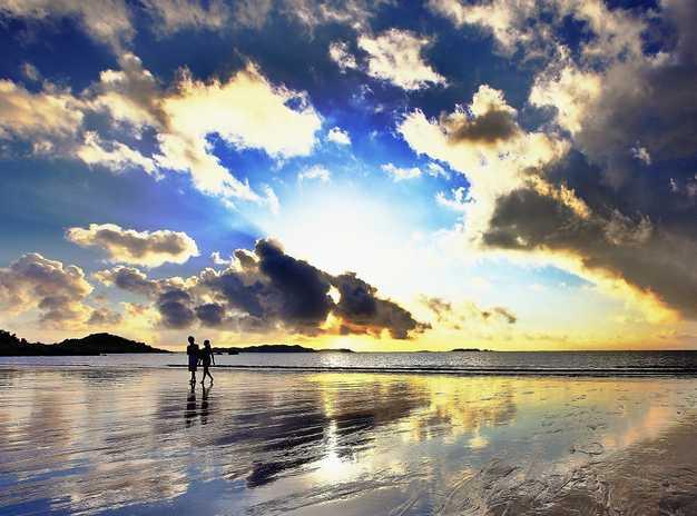 浪漫的平潭—游走国际旅游岛--平潭岛 会唱歌的石头海滨浴场
