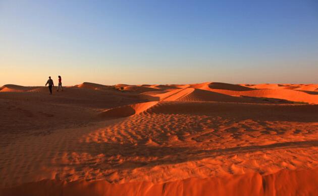 是突尼斯进入撒哈拉大沙漠的大门,风景秀丽壮观.