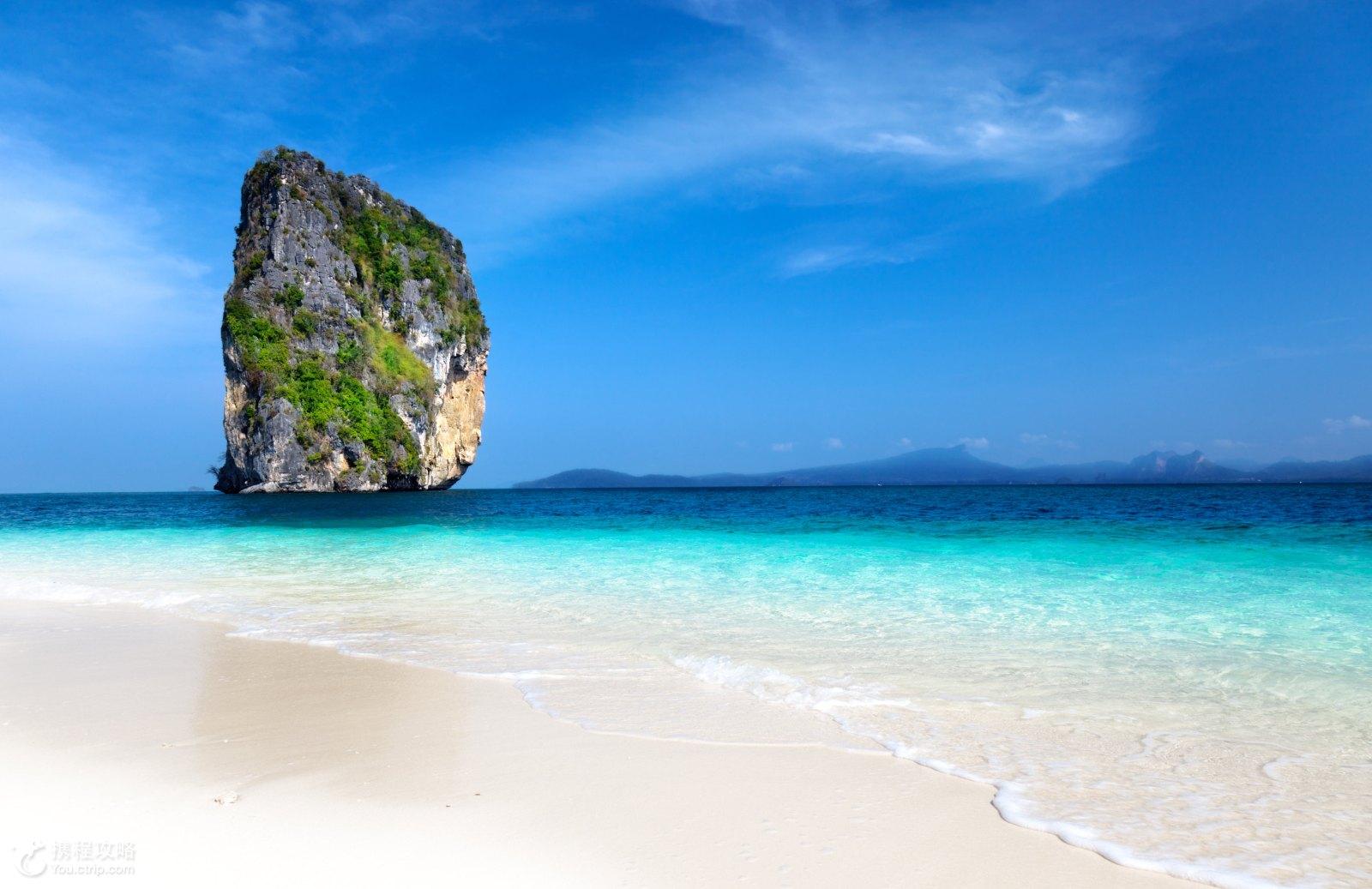 泰国普吉岛6日5晚跟团游·杭州直飞 星月珍珠岛 精油spa 大小pp岛