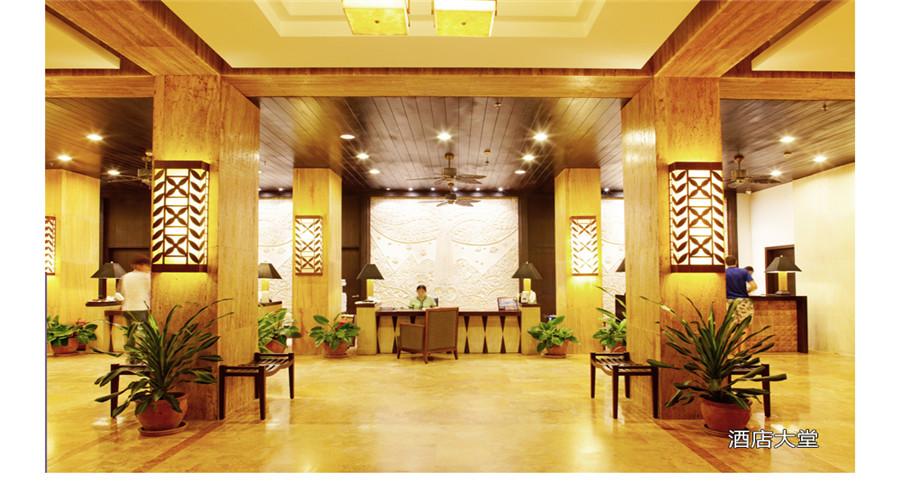 酒店信息:亚龙湾红树林度假酒店