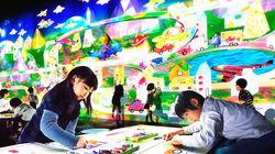 未来游乐园·绘画小镇