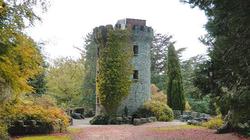爱尔兰最漂亮的庄园-鲍尔斯格庄园