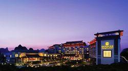 桂林香格里拉酒店外景