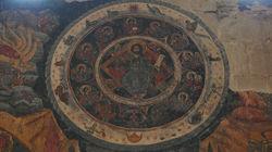 断臂大教堂内部壁画