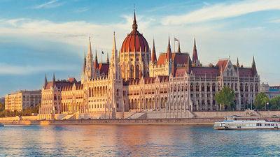 布达佩斯国会大厦