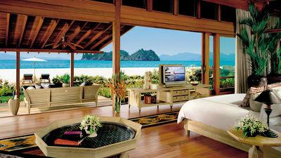 兰卡威四季沙滩别墅