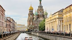 一代女皇华丽宫殿-叶卡捷琳娜宫