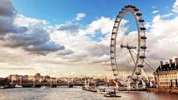 英国伦敦眼