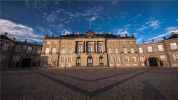 丹麦的王宫——阿美琳堡
