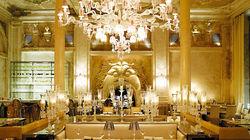 莫斯科水晶屋奢华餐厅