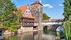多瑙河沿岸风景