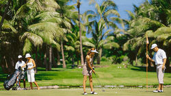 高尔夫假期