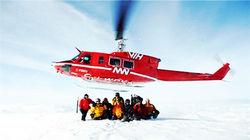 搭乘直升机体验