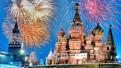 俄罗斯新年