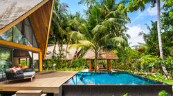 St. Regis-Garden Villa with Pool