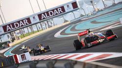 F1大赛 - 阿布扎比站