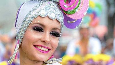 世界第二大狂欢节-特内里费狂欢节