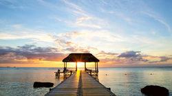毛里求斯风景