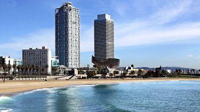 巴塞罗那艺术酒店 (Hotel Arts Barcelona)