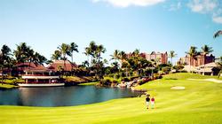 挑战夏威夷PGA世界级球场