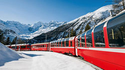 伯尼纳景观列车