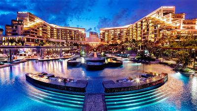 三亚美高梅度假酒店
