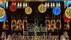维也纳圣诞集市