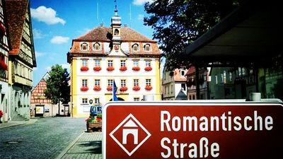 德国浪漫之路起始