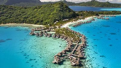 波拉波拉岛 Conrad Bora Bora Nui Resort & Spa