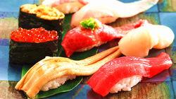 奢享日式寿司