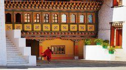 帕罗宗堡和僧侣