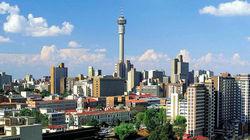 Johannesburg 城市景观