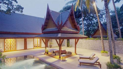 普吉岛amanpuri酒店