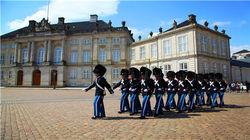 哥本哈根王宫卫兵