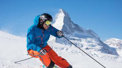瑞士官方滑雪教练陪同