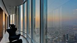 迪拜塔观景