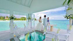 Landaa-水上婚礼