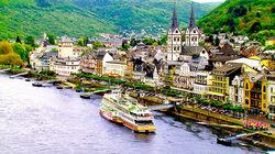 莱茵河游船