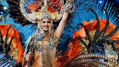 特内里费岛狂欢节