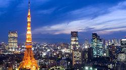 你的名字取景地 东京塔