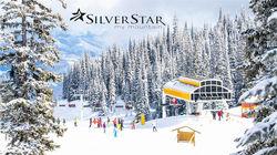 加拿大Top5滑雪度假胜地—银星滑雪场