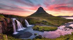 冰岛的缩影-斯奈山