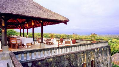 巴厘岛Amanusa酒店