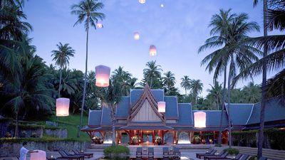 Lobby Pavilion
