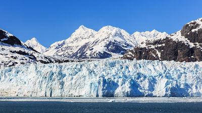 阿拉斯加 冰山