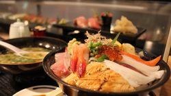 筑地市场海鲜饭