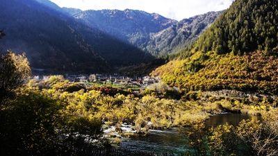 九寨沟国家公园