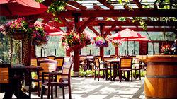 欧肯纳根河谷地区酒庄餐厅