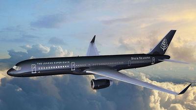 四季私人飞机·非凡环球之旅